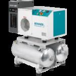 Memilih Screw Compressor Sebagai Teknologi Pompa Vakum