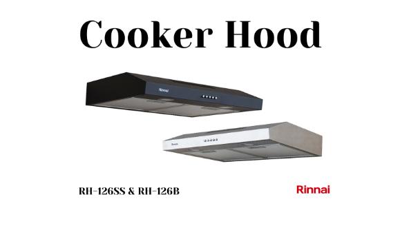 alat penghisap asap dapur rinnai